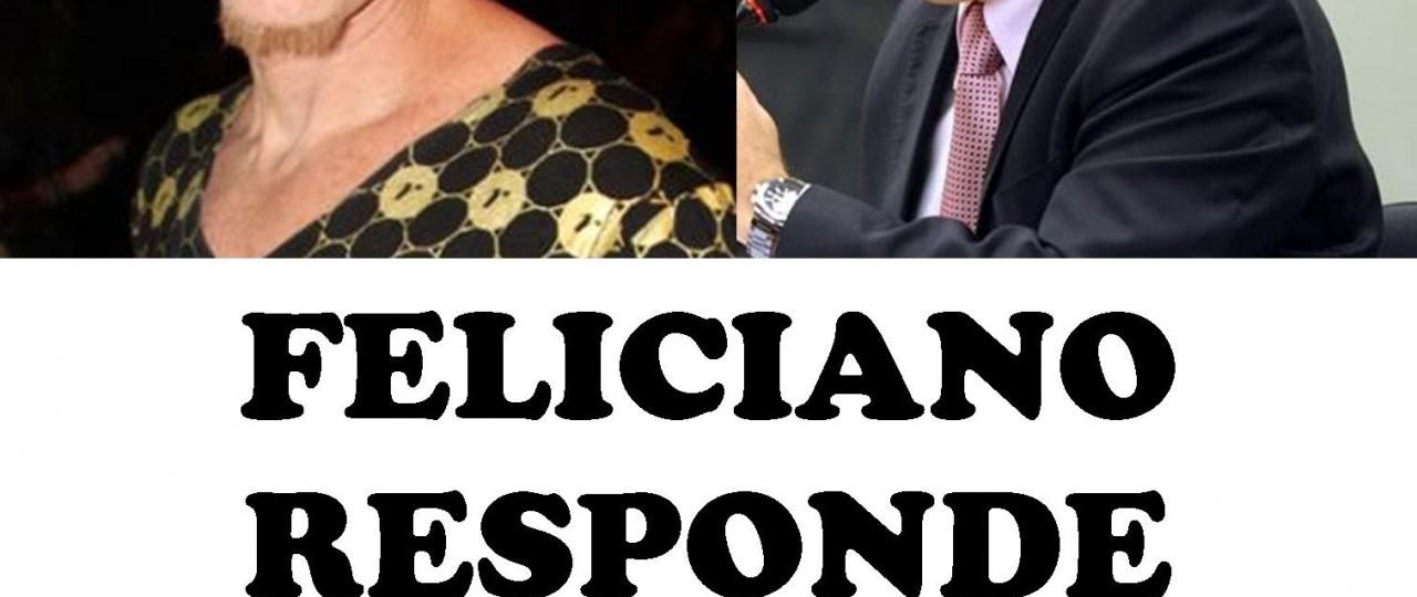 Marco Feliciano, MIguel Falabella, artista tenta denegrir mais ainda a imagem do pastor deputado ao que a resposta segue pronta