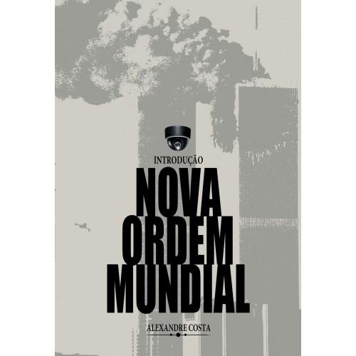 Lançamento do livro NOVA ORDEM MUNDIAL de Alexandre Costa